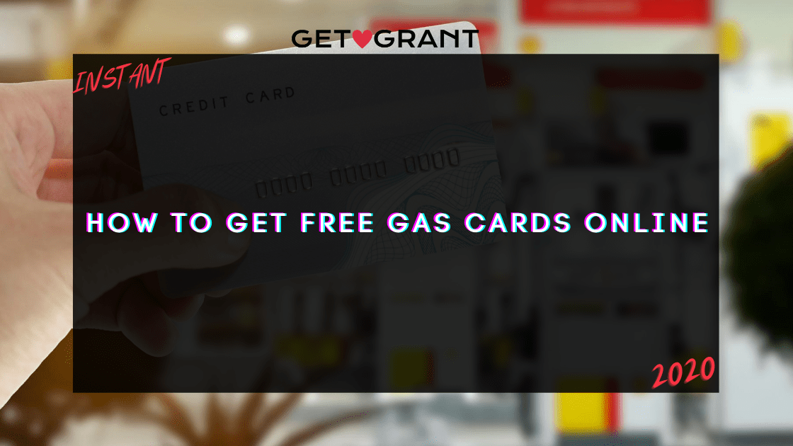 How to Get Free Gas Cards Online